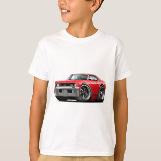 1973-74 Nova Red Car T-Shirt