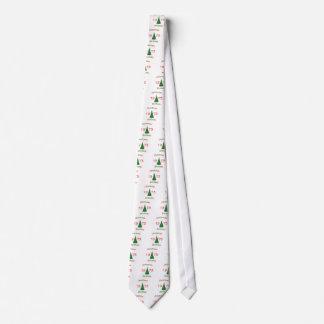 1973 Christmas Birthday Tie