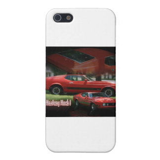 1973 Ford Mustang Mach I iPhone 5 Cover