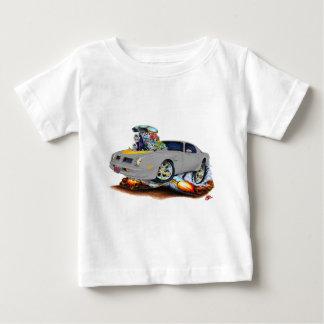 1974-76 Trans Am Grey Car Baby T-Shirt
