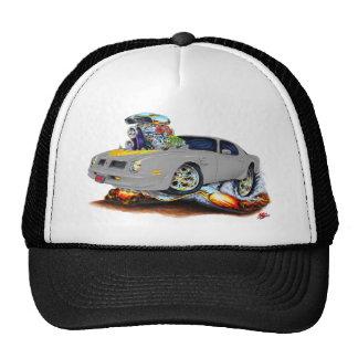 1974-76 Trans Am Grey Car Mesh Hats
