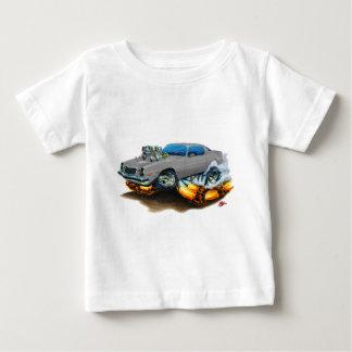 1974-78 Camaro Grey Car Baby T-Shirt