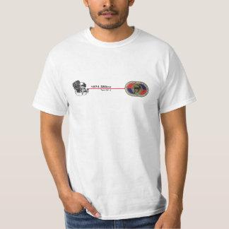 1974 CZ 380cc Motocross DIY Vintage Moto T-shirt
