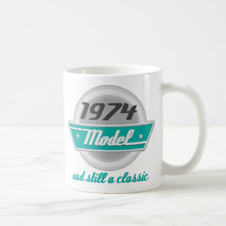 1974 Model and Still a Classic Basic White Mug