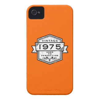 1975 Aged To Perfection Case-Mate iPhone 4 Case