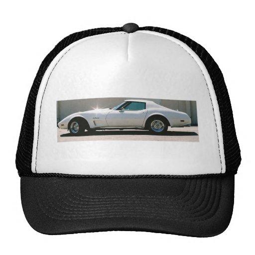 1975 Corvette Cap Mesh Hat