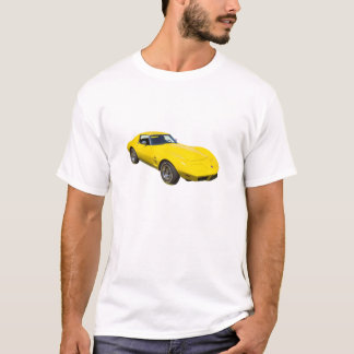 1975 Corvette Stingray Sports Car T-Shirt