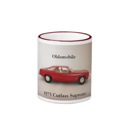 1975 Oldsmobile Cutlass Supreme Mug