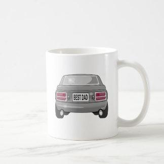 1976 Datsun 280Z Gray Basic White Mug