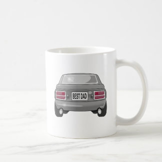 1976 Datsun 280Z Gray Coffee Mug