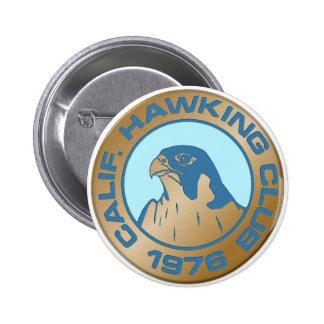1976 Hemet 6 Cm Round Badge