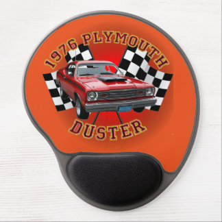 1976 Plymouth Duster Mouse Pad. Gel Mouse Pad