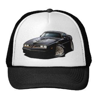 1977-78 Trans Am Black Hat
