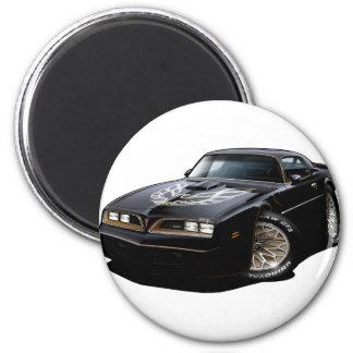 1977-78 Trans Am Black Magnet