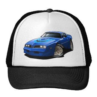 1977-78 Trans Am Blue Hats
