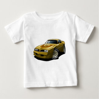 1977-78 Trans Am Gold Baby T-Shirt