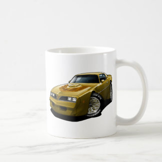 1977-78 Trans Am Gold Coffee Mug
