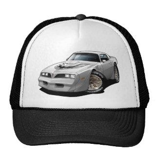 1977-78 Trans Am White Trucker Hat