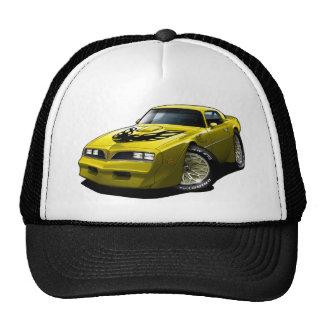 1977-78 Trans Am Yellow Trucker Hat