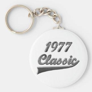 1977 Classic Key Ring