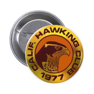 1977 Los Banos 6 Cm Round Badge