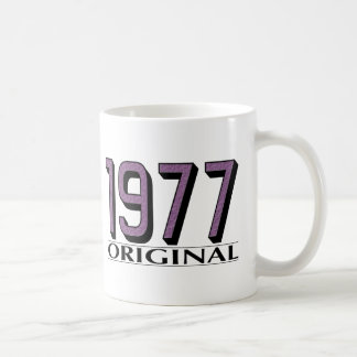 1977 Original Coffee Mug