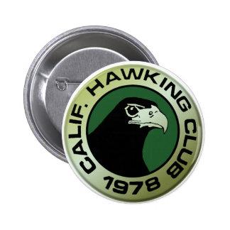 1978 Hemet 6 Cm Round Badge