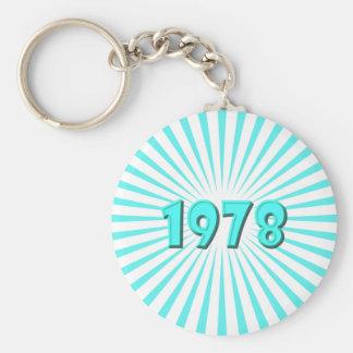 1978 KEY RING