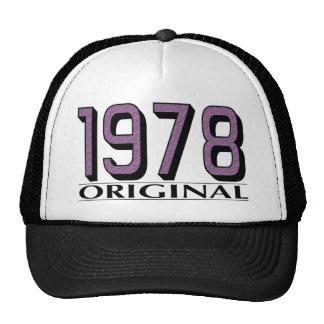 1978 Original Mesh Hat