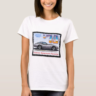 1978 Silver Anniversary Edition Corvette T-Shirt