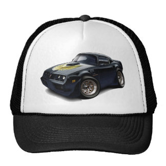 1979-81 Trans Am Black Car Cap