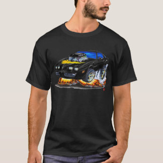 1979-81 Trans Am Black Car T-Shirt