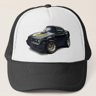 1979-81 Trans Am Black Car Trucker Hat