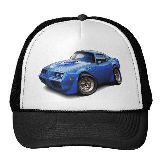 1979-81 Trans Am Blue Car Trucker Hat