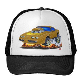 1979-81 Trans Am Brown Car Hats