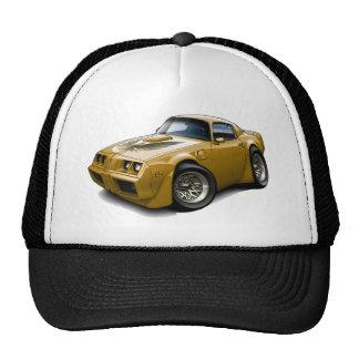 1979-81 Trans Am Gold Car Trucker Hat