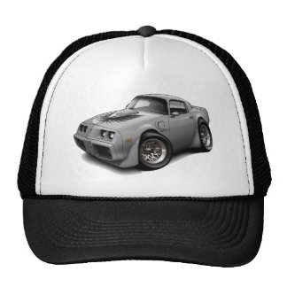 1979-81 Trans Am Grey Car Cap