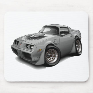1979-81 Trans Am Grey Car Mouse Mat