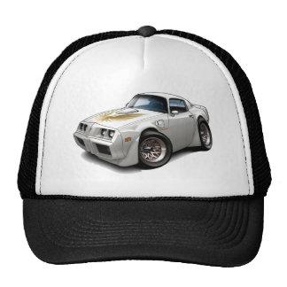 1979-81 Trans Am White Car Trucker Hat