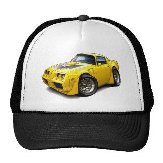 1979-81 Trans Am Yellow Car Cap