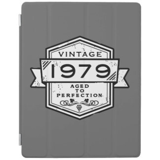 1979 Aged To Perfection iPad Cover
