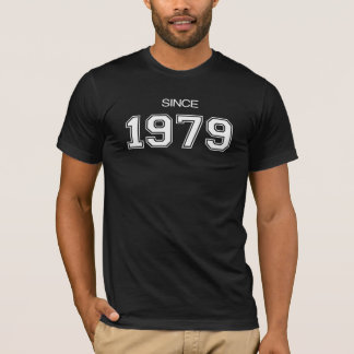 1979 birthday gift idea T-Shirt