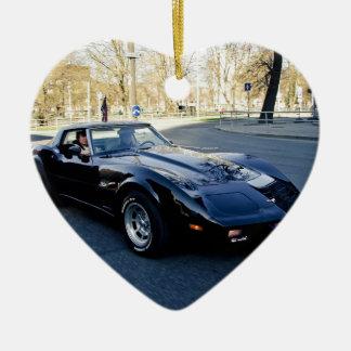 1979 Corvette Classic Sportscar Christmas Ornament
