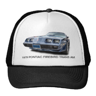 1979 PONTIAC FIREBIRD TRANS AM CAP