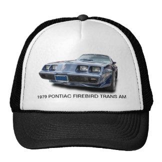 1979 PONTIAC FIREBIRD TRANS AM HATS