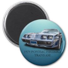 1979 PONTIAC FIREBIRD TRANS AM REFRIGERATOR MAGNET