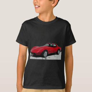 1979 Red Classic Car T-Shirt