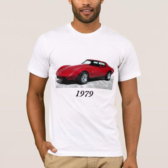 1979 Red Corvette T-Shirt