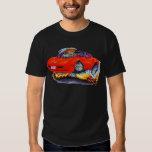 1980-82 Corvette Red Car T-shirt