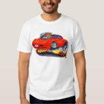 1980-82 Corvette Red Car Tees